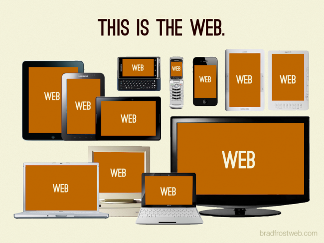 s is the web