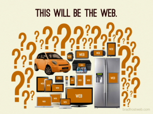 will be the web